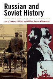 Russian and Soviet History image