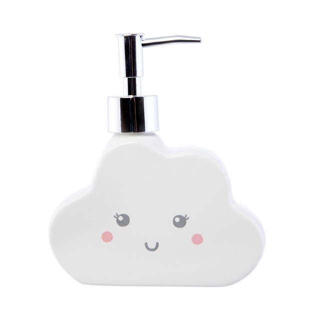 Baby Cloud Lotion Dispenser
