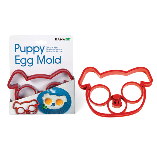 GAMAGO - Puppy Breakfast Mold