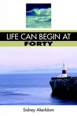 Life Can Begin at Forty by Sidney Akerblom image