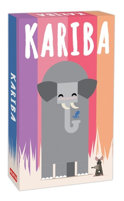 Kariba - Pocket Collection Game