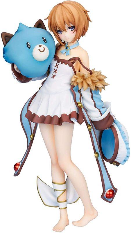Hyperdimension Neptunia: Blanc (Wake Up Version) - PVC Figure
