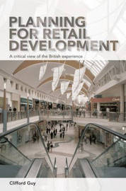Planning for Retail Development by Clifford Guy image