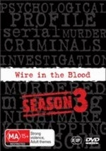 Wire In The Blood - Season 3 (4 Disc Box Set)  on DVD