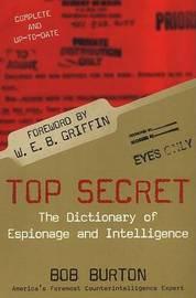 Top Secret by B. Burton image