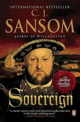 Sovereign by C.J. Sansom