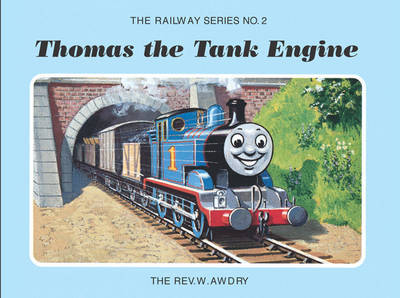 The Railway Series No. 2: Thomas the Tank Engine by Wilbert Vere Awdry image