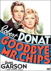 Goodbye Mr Chips on DVD