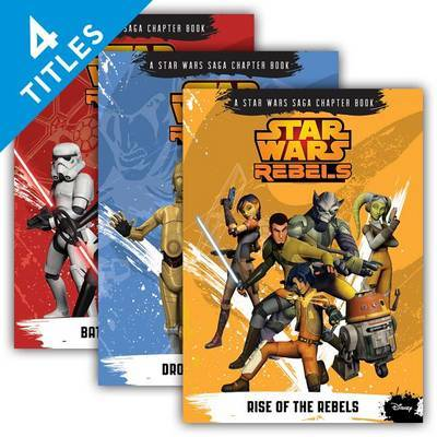 Star Wars Rebels by Michael Kogge