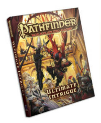 Pathfinder: Ultimate Intrigue image