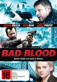 Bad Blood on DVD