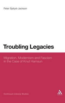 Troubling Legacies by Peter Sjolyst-Jackson image