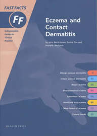 Fast Facts: Eczema and Contact Dermatitis by John Berth-Jones image
