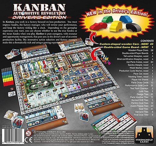Kanban - Drivers Edition image