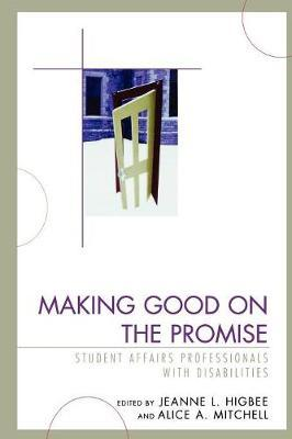 Making Good on the Promise
