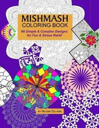 Mishmash Coloring Book by Hel Cilliers