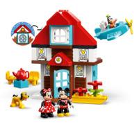 LEGO DUPLO: Mickey's Holiday House - (10889) image
