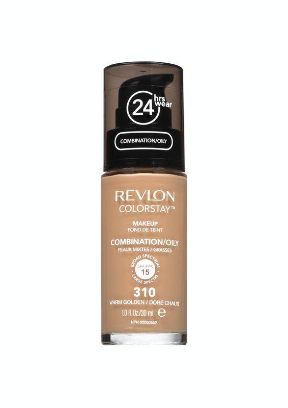 Revlon: Colorstay Foundation - Warm Golden