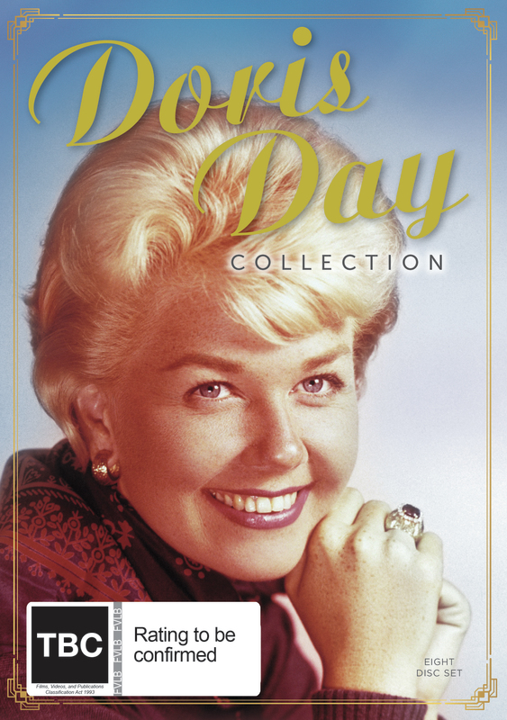 Doris Day Collection on DVD