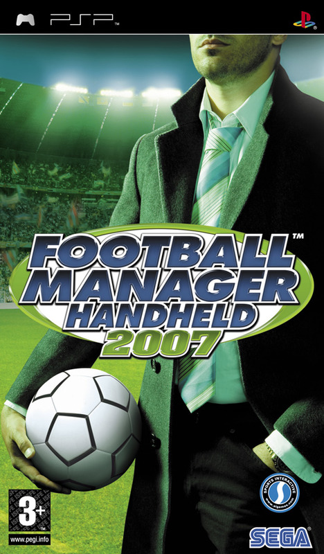 Football Manager 2007 for PSP