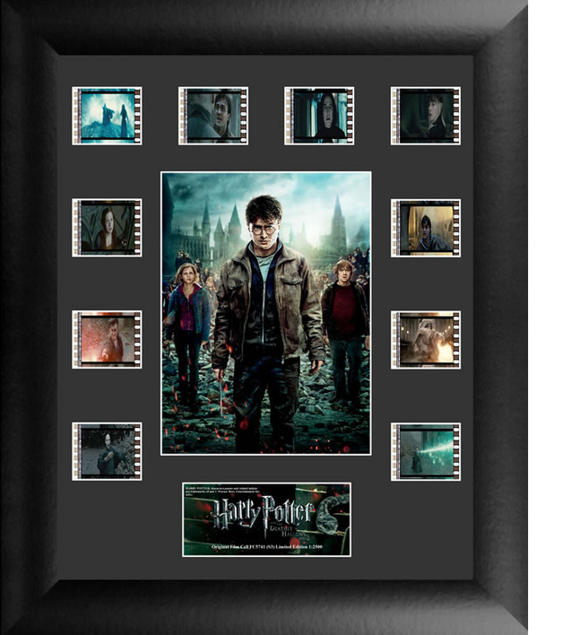 FilmCells: Mini-Montage Frame - Harry Potter (Deathly Hallows #1)