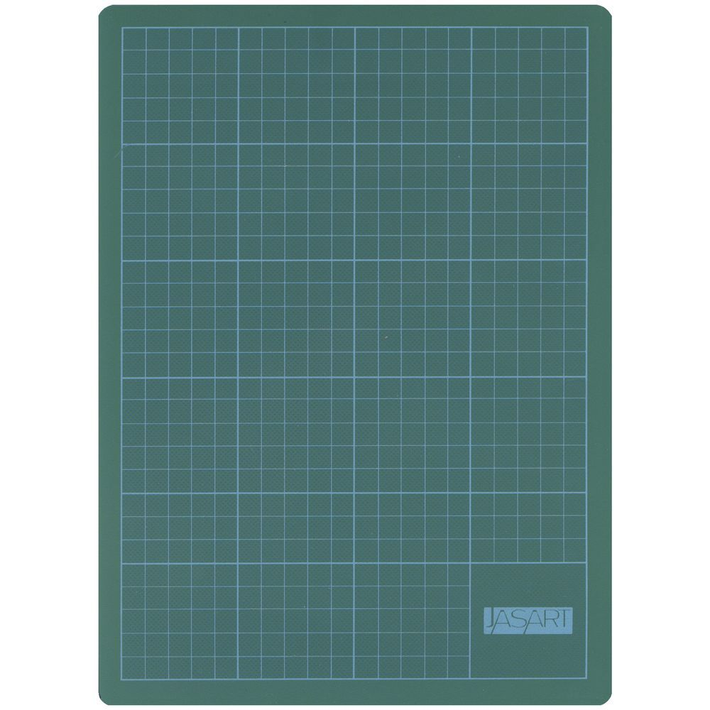 Jasart Cutting Mat A3 Green image