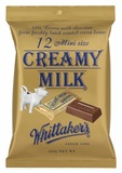 Whittaker's Creamy Milk Mini Slabs