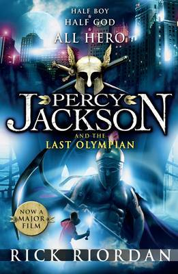 Percy Jackson and the Last Olympian (Percy Jackson #5) by Rick Riordan