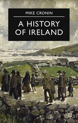 A History of Ireland by Mike Cronin image