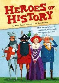 Heroes of History by Anita Ganeri image