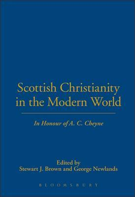 Scottish Christianity in the Modern World by Stewart J Brown image