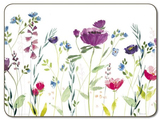 Spring Flowers Coasters (Set of 6)