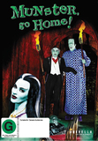 Munster Go Home DVD