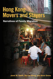 Hong Kong Movers and Stayers by Janet W. Salaff image