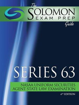 The Solomon Exam Prep Guide by Solomon Exam Prep image
