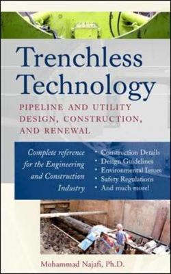 Trenchless Technology by Mohammad Najafi image