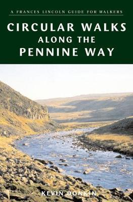 Circular Walks Along the Pennine Way by Kevin Donkin image