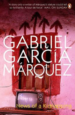 News of a Kidnapping by Gabriel Garcia Marquez image