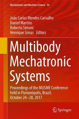 Multibody Mechatronic Systems image