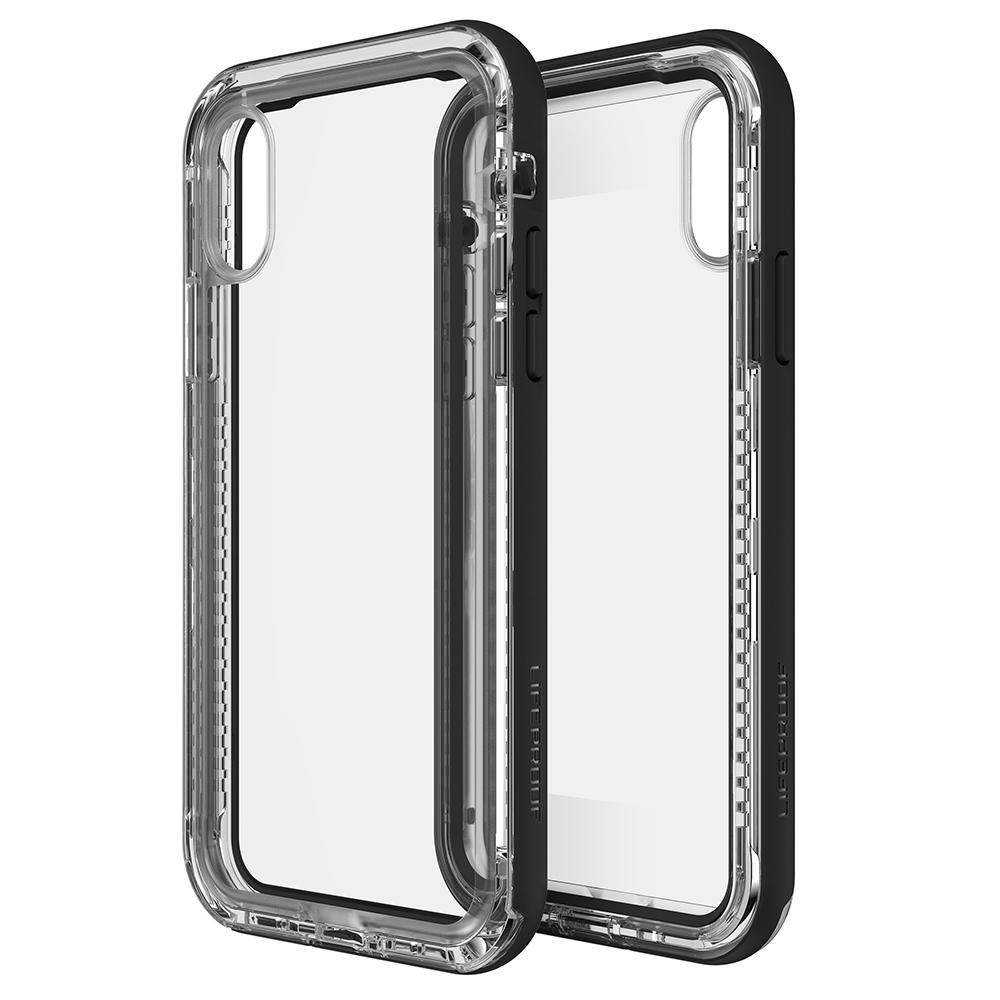 sale retailer dc3ab f5eae LifeProof Next Case for iPhone X - Black