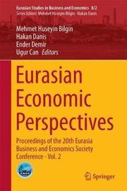 Eurasian Economic Perspectives image