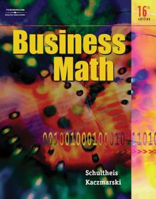 Business Math by Raymond Kaczmarski