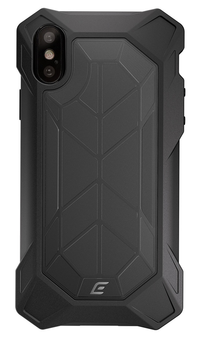 Element: Rev Premium Case - For iPhone X (Black) image