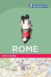 Michelin Rome Map & Guide by Michelin