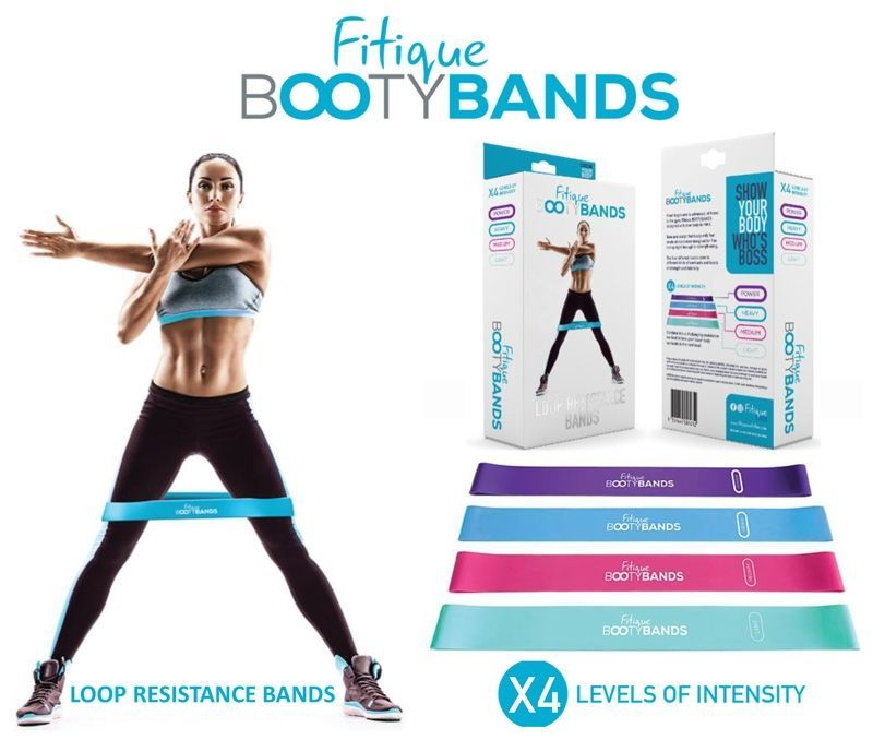 Fitique Booty Bands image