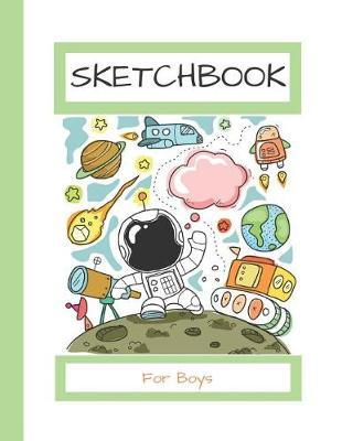 Sketchbook For Boys by Sheila Smith