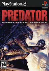 Predator: Concrete Jungle for PlayStation 2