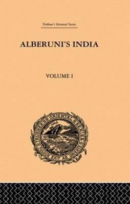 Alberuni's India by Edward C. Sachau
