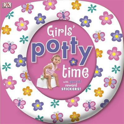 Girls' Potty Time by DK image