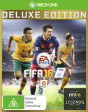 FIFA 16 Deluxe Edition for Xbox One